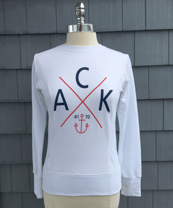 ACK 4170™ Ladies Sweatshirt