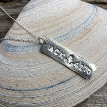 ACK 4170™ Silver Polished Necklace