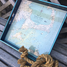 Cape Cod & The Island Serving Tray