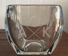 ACK 4170™ Etched Glass Vase/Votive