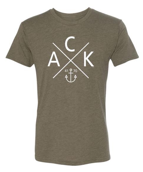 ACK 4170™ Unisex Short Sleeve Shirt