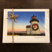 """Brant Point for the Holidays"" Card Set"