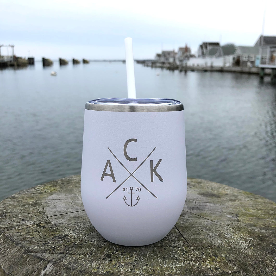 ACK 4170 Stainless Steel White Wine Tumbler