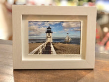 """The Endeavor at Brant Point"" Small Framed Print"