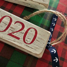 Nantucket 2020 Ornament