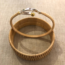 Nantucket Basket Clasp Bracelet