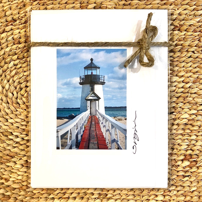 Brant Point Card Set of 4