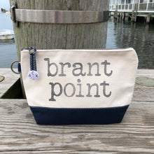 Brant Point Canvas Pouch