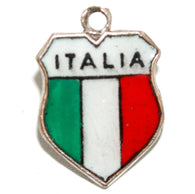 ITALY TRAVEL SHIELDS