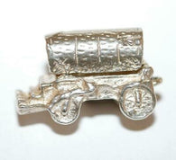 Rare 1960/'s Book Opening To The Golden Rule Sterling Silver Vintage Charm