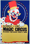 ANONYMOUS - De FORREST and LYNN MAGIC CIRCUS, 1950 (circa)