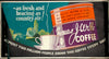 THOMAS J. WEBB COFFEE ... AS FRESH AS AIR - c1925 original Trolley Card poster