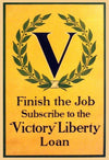 Anonymous, Victory Liberty Loan Finish the Job, 1918