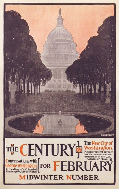 McCarter, Henry, The Century For February - Midwinter Number, ca.1896