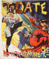 Original American Literary Poster, Barnes, To Date - New Year's Eve Number, 1895