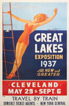 Eggleston, Ahoy There! - Great Lakes Exposition, 1937
