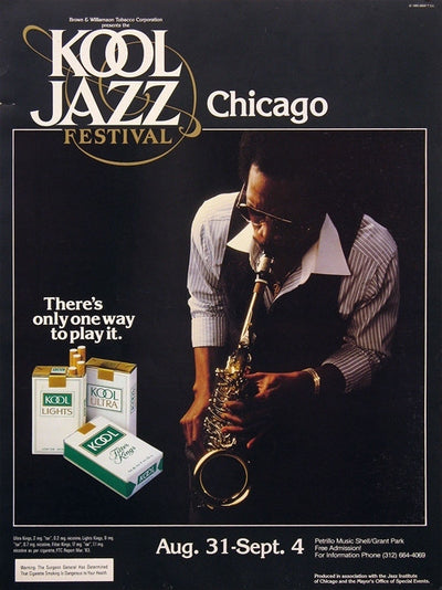 Chicago Kool Jazz Festival 4th Annual, 1983