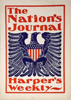 HARPER'S WEEKLY - THE NATION'S JOURNAL, 1896