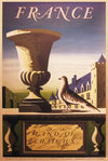 Chateaux - France c.1950 by Picart Le Doux, Jean, 1902-1982