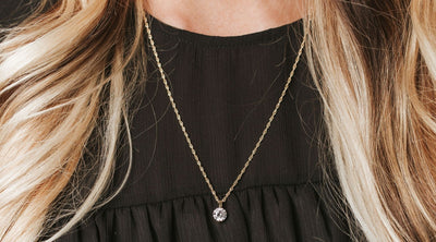 Designer Necklaces: How to Choose the Right Length