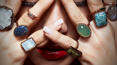 Channel Your Inner Royal: 5 Fashionable Ways to Wear Your Rings