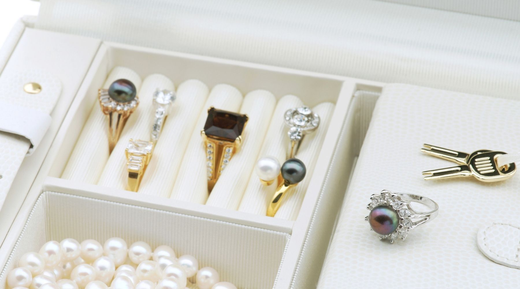 9 Modest Jewelry Ideas to Wear with Funeral Attire
