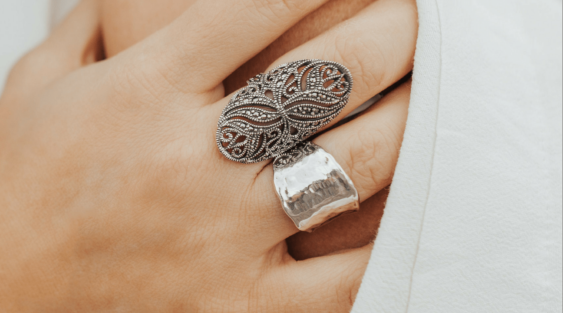 Why a Marcasite Ring is Always a Great Choice