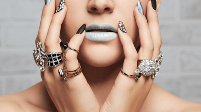 10 Fun Ways to Style Your Sterling Silver Rings
