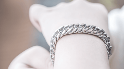 10 Stylish Ways to Wear Stainless Steel Jewelry