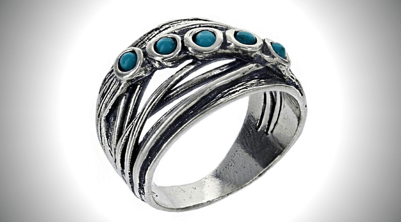 How to clean sterling silver rings with gemstones for How do i clean sterling silver jewelry