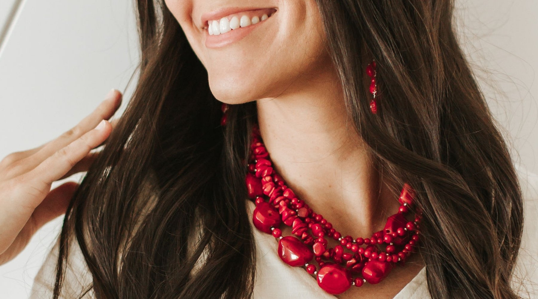 What are the Benefits of Wearing Red Coral?