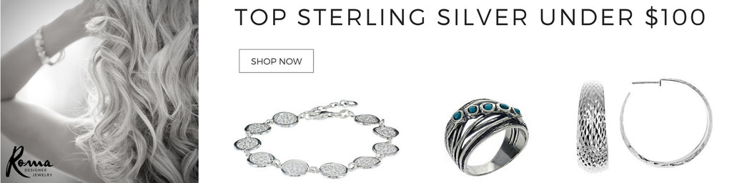 Top Sterling Silver Jewelry