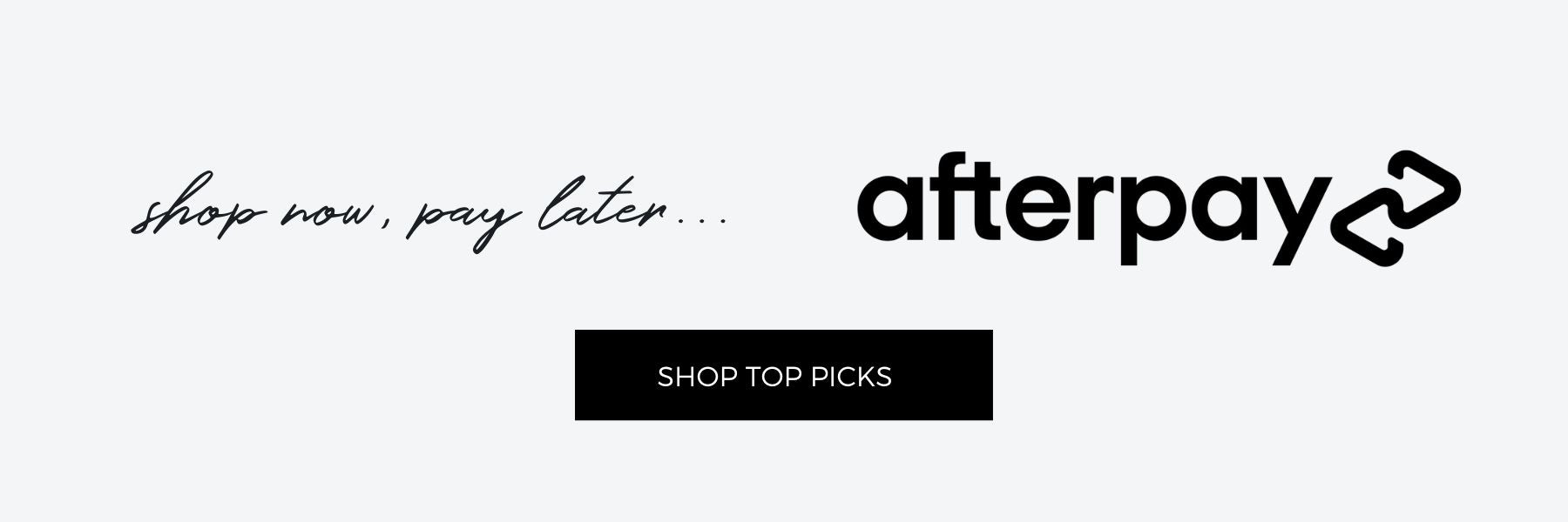 Afterpay top picks