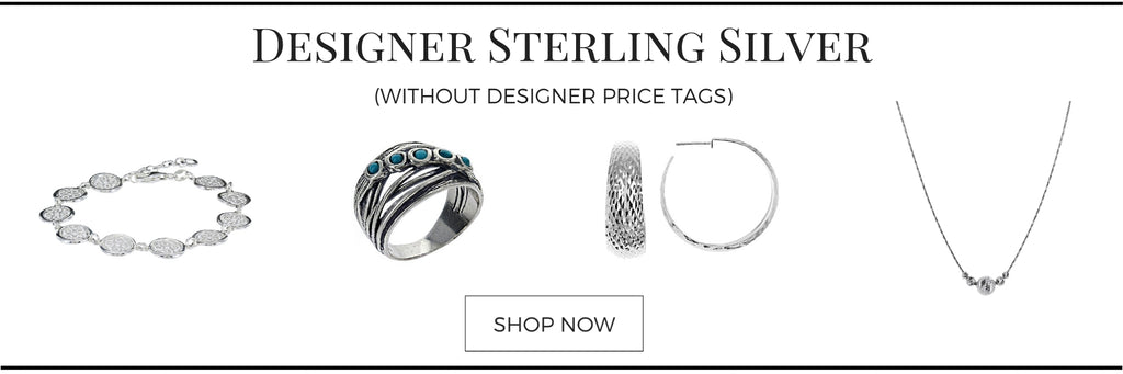 92f498832d Jewelry Care: How to Clean Sterling Silver