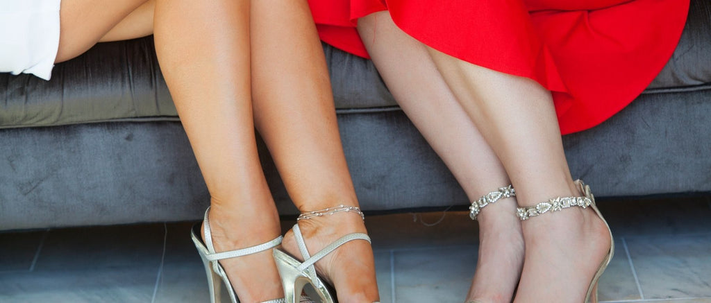 Beaded Anklets