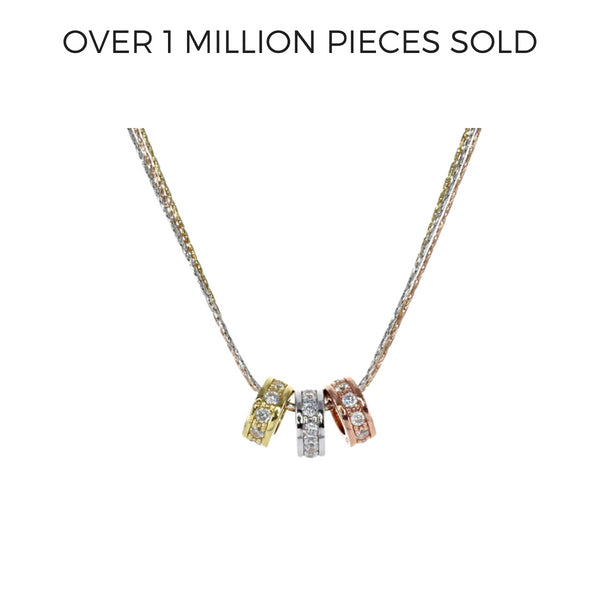 Over I Million Pieces of Jewelry Sold