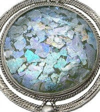 Roman Glass Patina