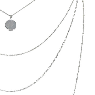 Private Collection Dainty Layered Look Necklace