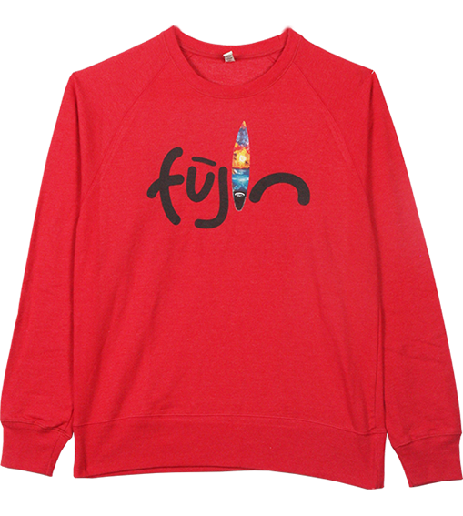 Fujin Surfboard Sweater