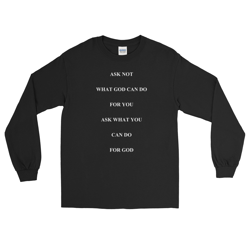 Prayer Priority Long Sleeve T-Shirt