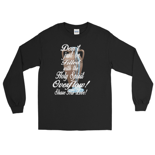 Overflow! Unisex Long Sleeve T-Shirt