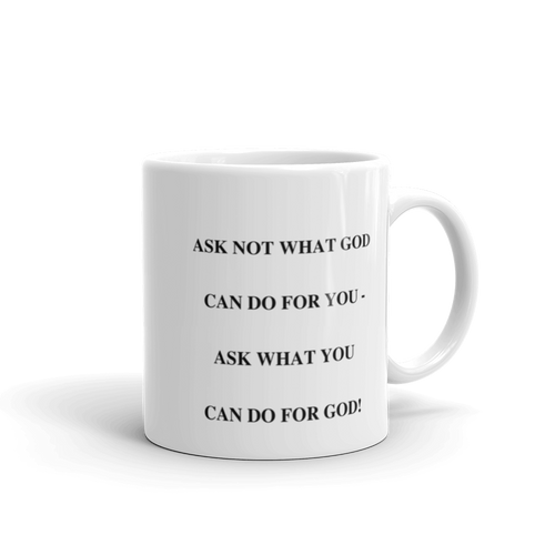 Prayer Priority Mug
