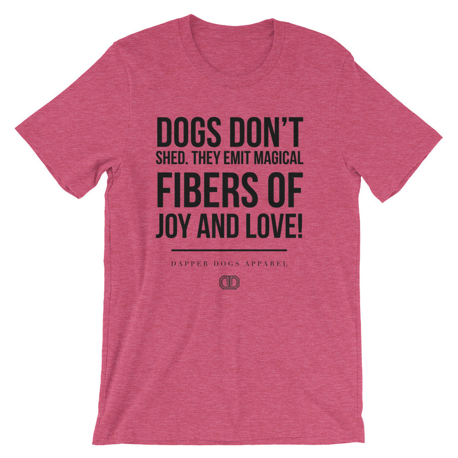 Dog Joy - Short-Sleeve Unisex T-Shirt