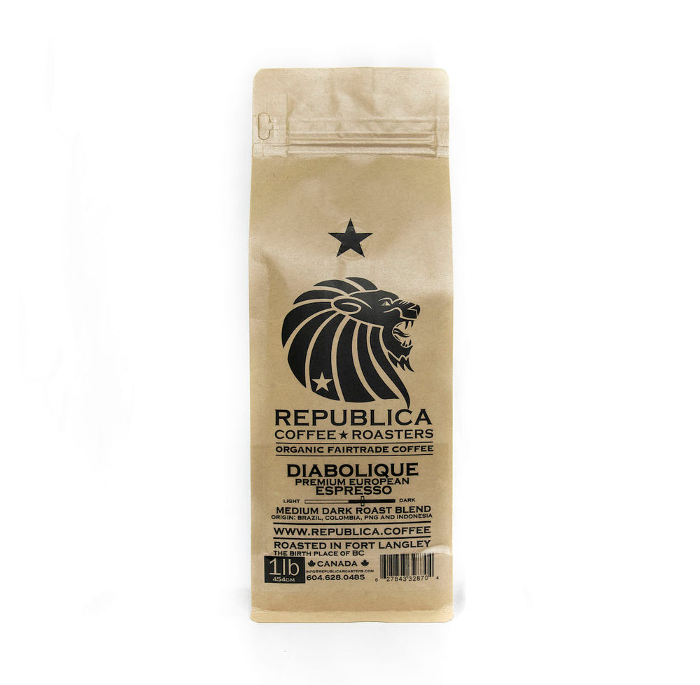 Republica Coffee - Diabolique