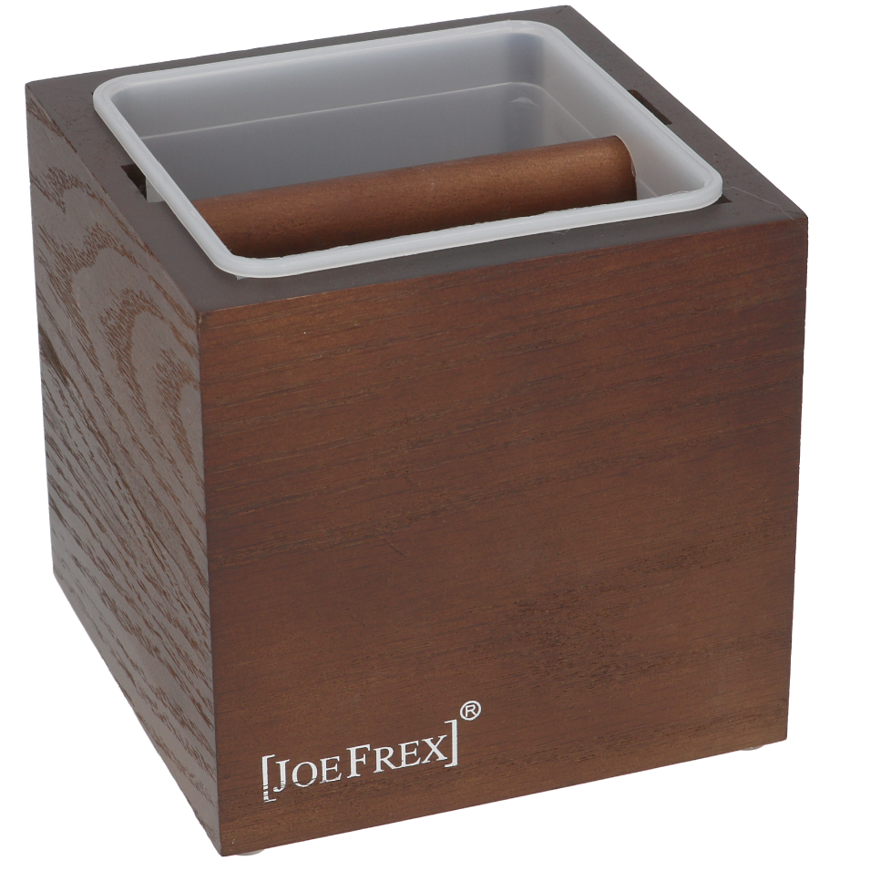 JOE FREX WOODEN KNOCK BOX