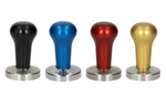 TAMPER ESSENTIAL ALUMINIUM & STAINLESS STEEL (BLACK/GOLD/RED/BLUE)