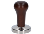 TAMPER ESSENTIAL WOOD & STAINLESS STEEL BASE