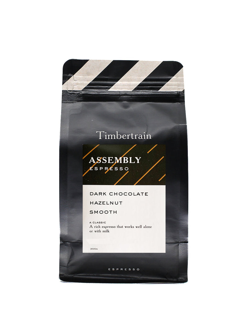Timbertrain Assembly Espresso - 300g