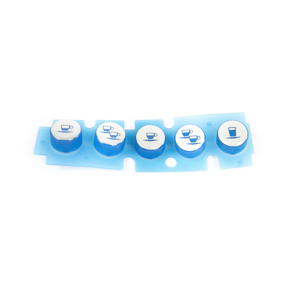 Aurelia G/S - Push button panel 5 (silicone membrane only)
