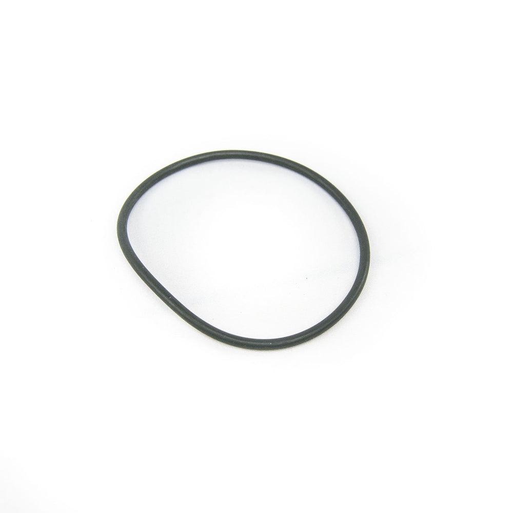 Retention rubber ring
